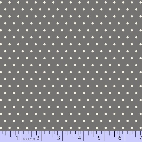 9733-0143 Dots white on gray