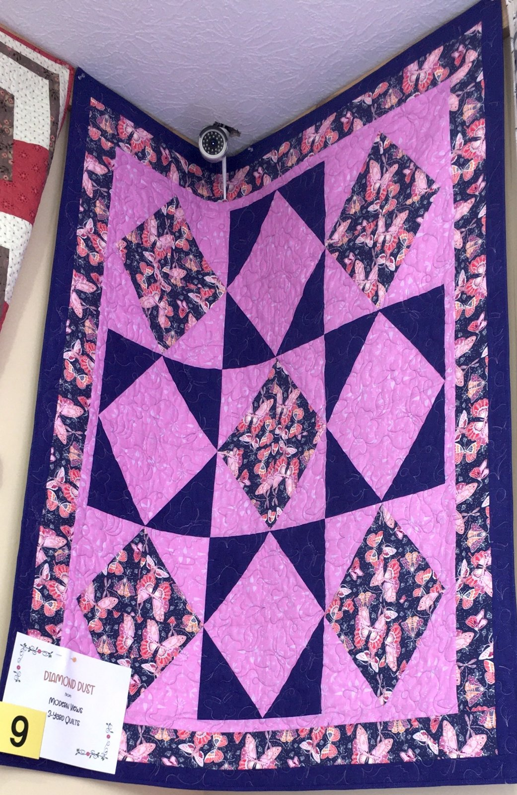 Diamond Dust Fabric Kit #9