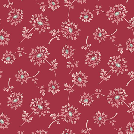 A-9449-E Dandelion ruby