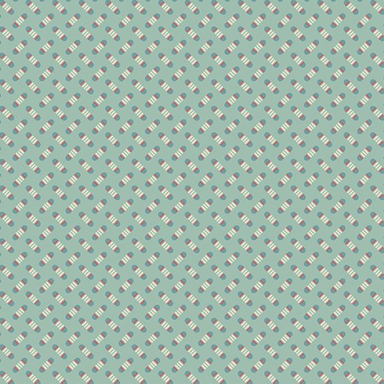 A-9459-B Sweet Pea dusty blue