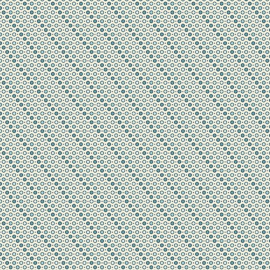 A-9463-B Raindrops baby blue