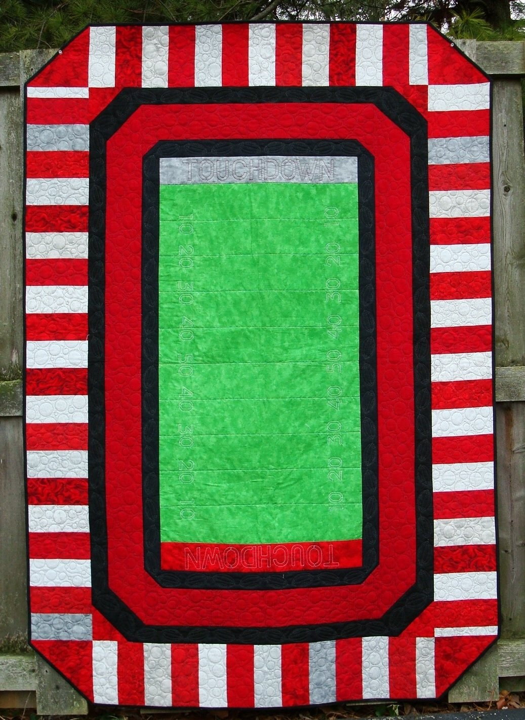 Across the Field Quilt Pattern - RRQ Original