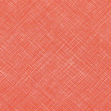 AFR-13503-302 Texture poppy orange