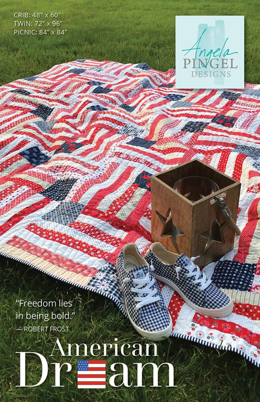 American Dream Quilt Pattern