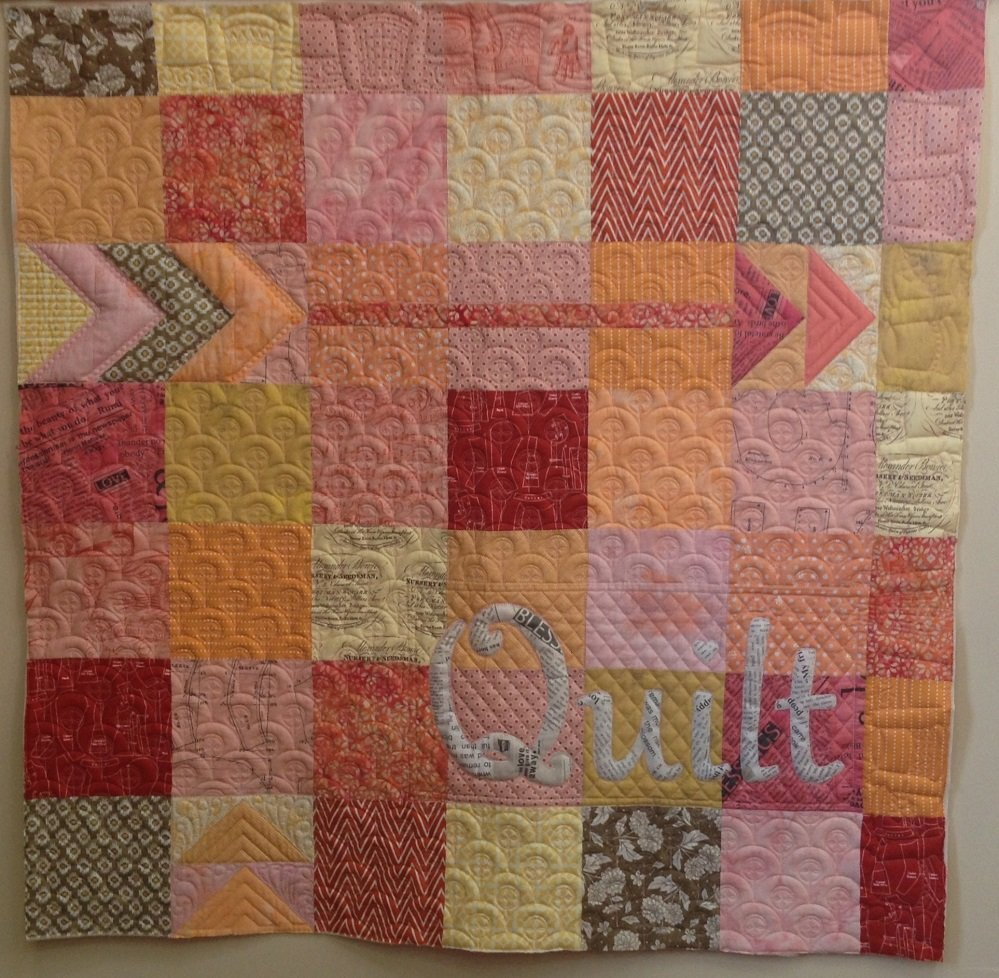 Arrow Quilt Quilt Pattern - RRQ Original