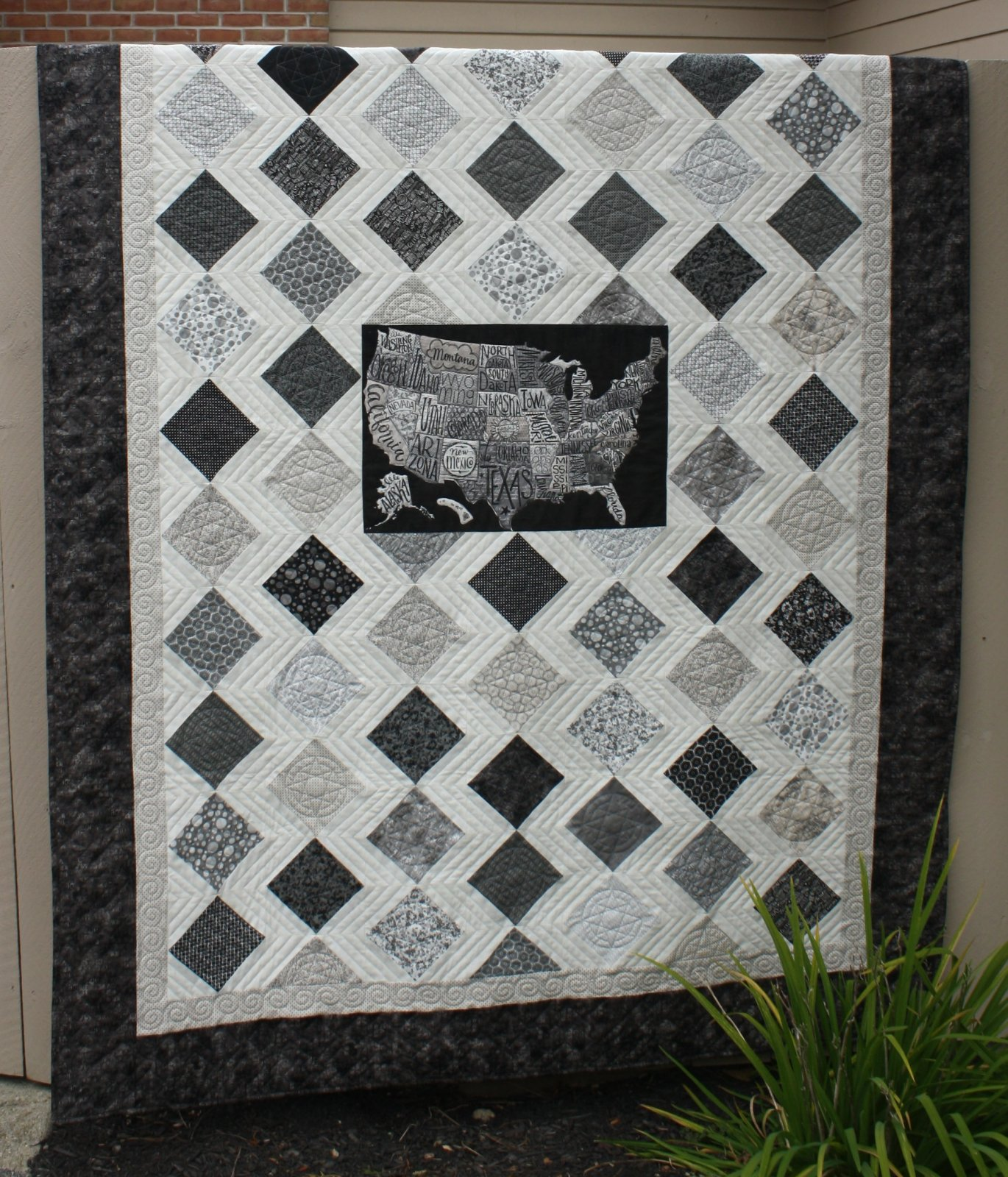 Atlas Quilt Pattern - RRQ Original