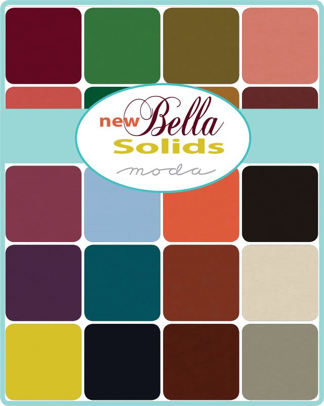 Bella Solids 2020 Multi 24pc 9900PPN8