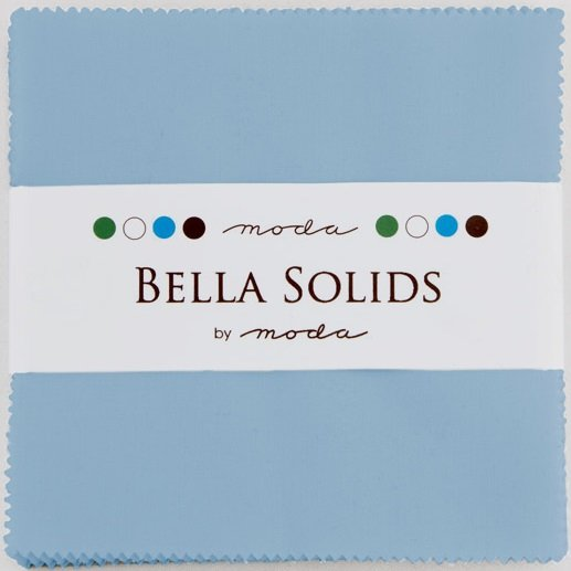 Bella Solids 30's Blue 9900PP-25