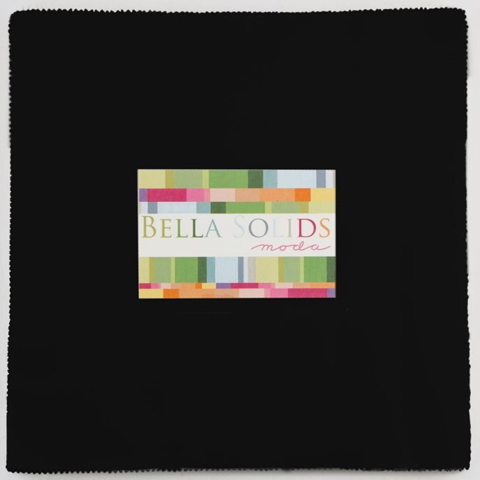 Bella Solids Black 9900JLC-99 Junior 20pc.
