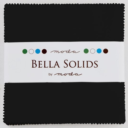 Bella Solids Black 9900PP-99