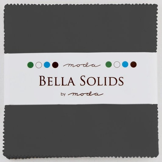 Bella Solids Charcoal 9900PP-284