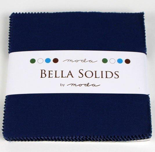 Bella Solids Dark Blue 9900PP-48