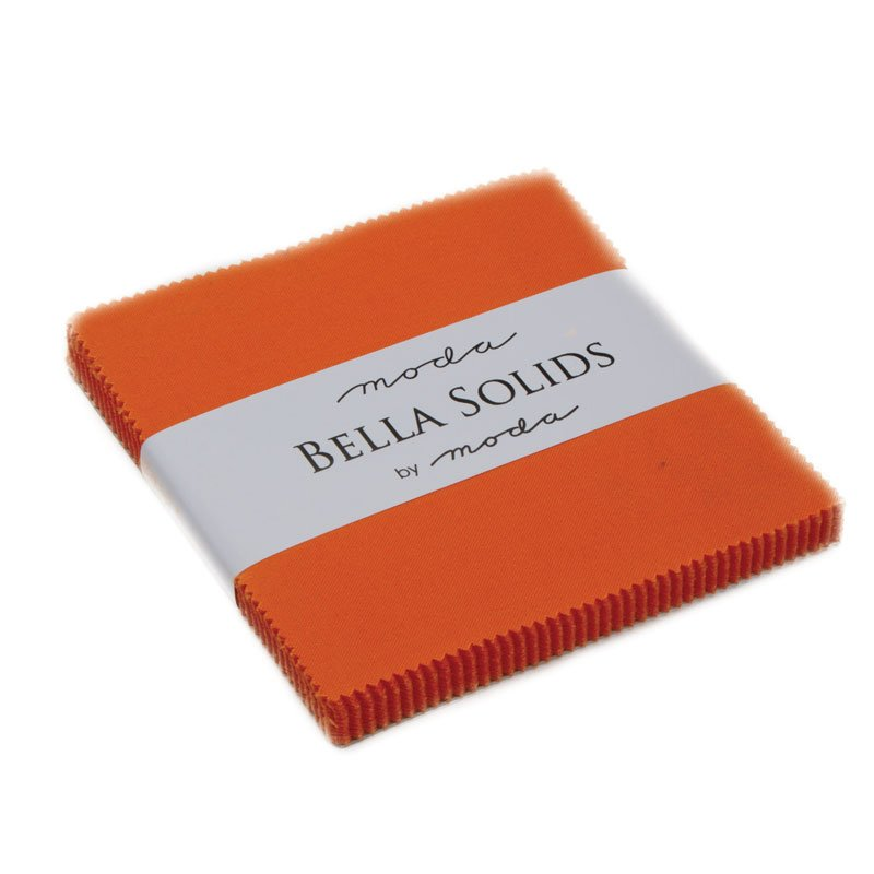 Bella Solids Orange 9900PP-80