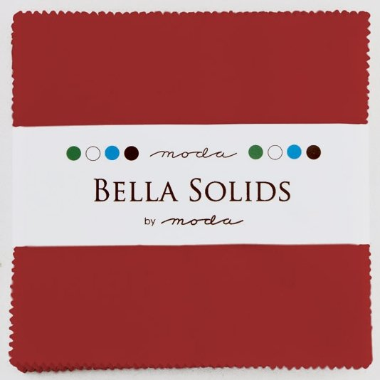 Bella Solids Red 9900PP-16
