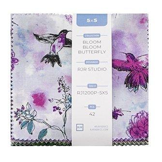 Bloom Bloom Butterfly RJ1200P-5X5