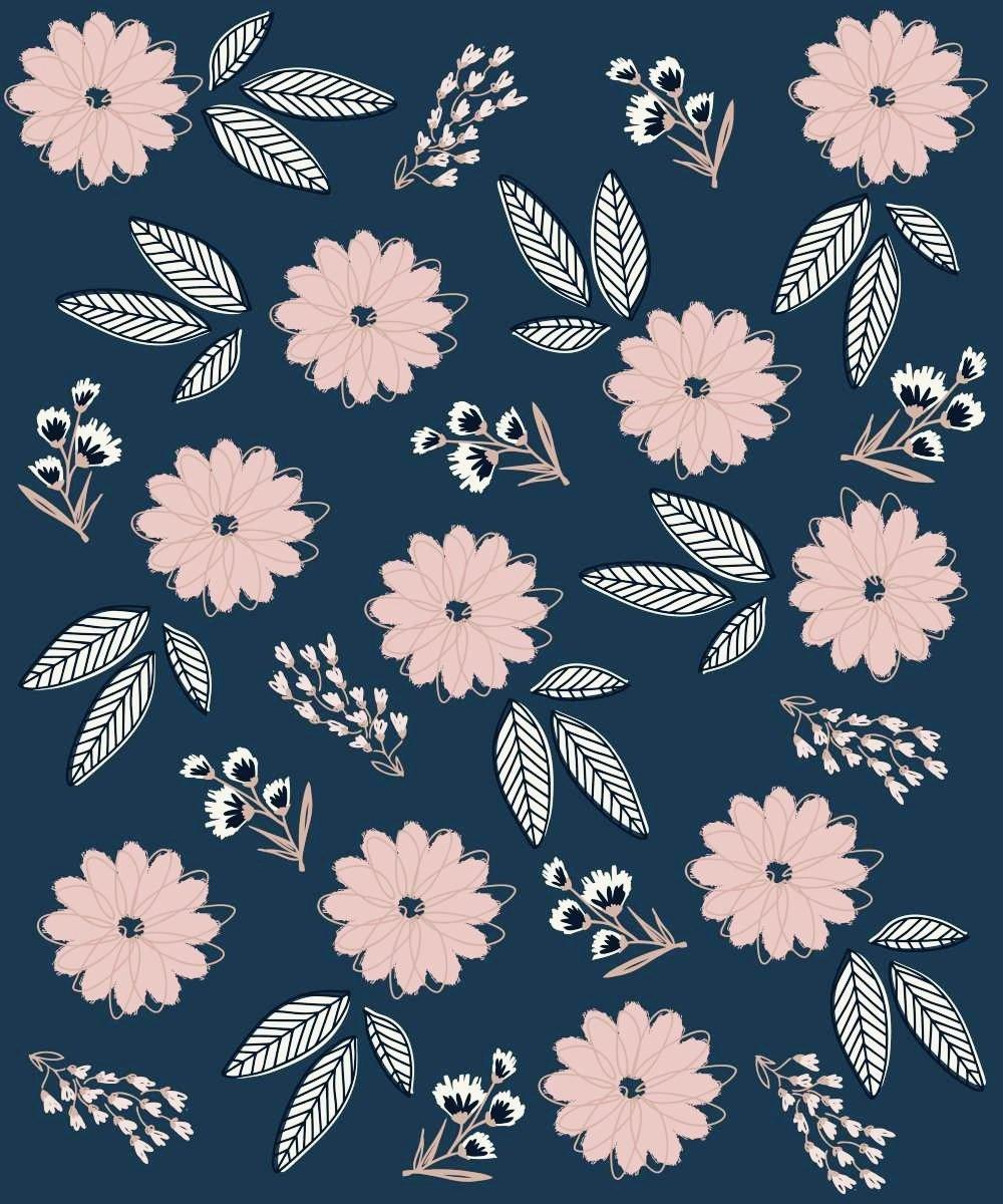 FLCB-11314 Blush Fleece Blanket 48x60