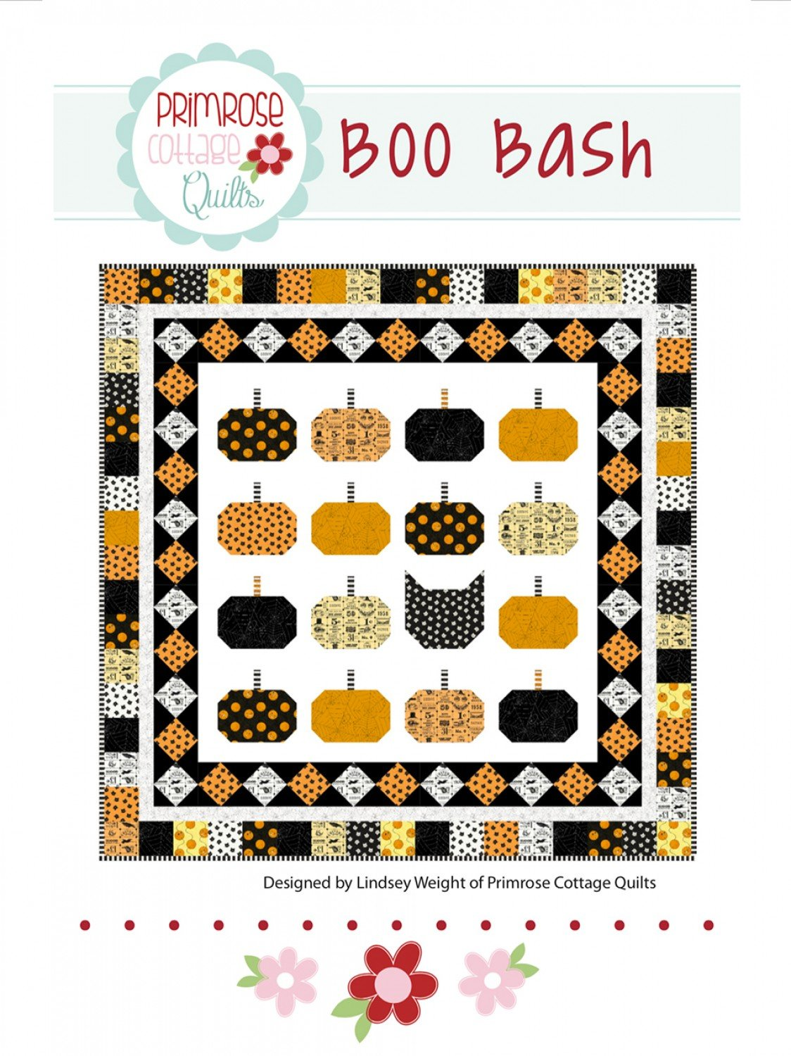Boo Bash Quilt Pattern