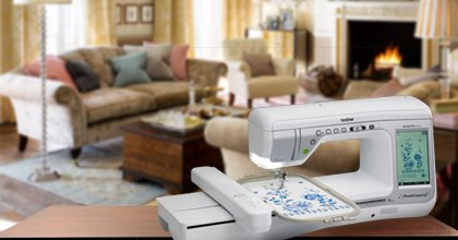 Brother DreamCreator XE VM5100 Quilting Sewing & Embroidery