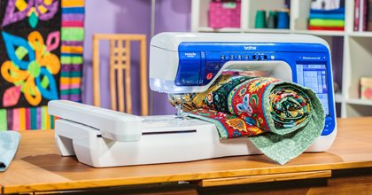 Brother DreamWeaver XE VM6200D Combo Sewing & Embroidery Machine