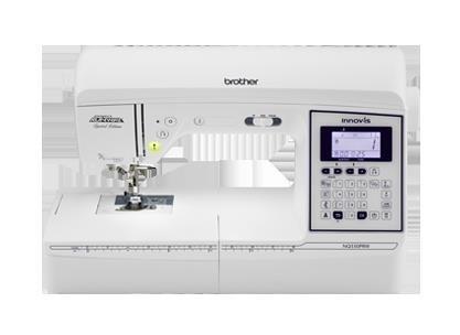 Brother Innovis NQ40PRW Sewing Machine Mesmerizing Brother 550 Sewing Machine