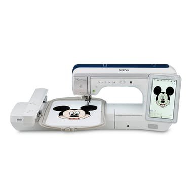 Brother Innov-is Luminaire XP1 Combo Sewing & Embroidery Machine