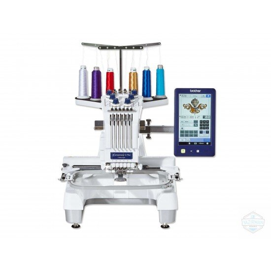 Brother 6-Needle Entrepreneur PR670E Mulit-Needle Embroidery Machine