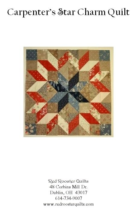 Patterns : rooster quilt patterns - Adamdwight.com
