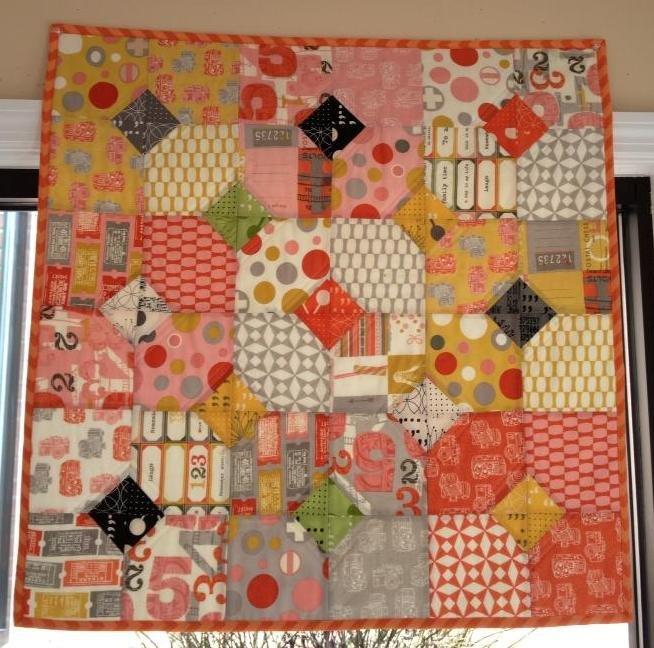 Charming Quilt Pattern - RRQ Original