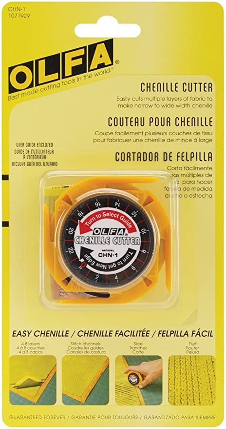 Chenille Cutter from Olfa