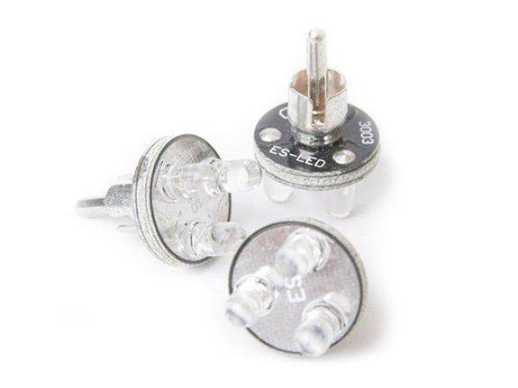 Cluster LED Light RCA (1 prong)