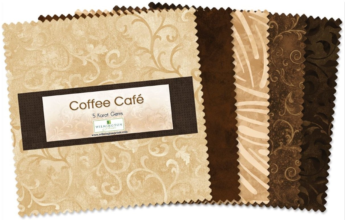 Coffee Cafe 5 Squares 507-16-507