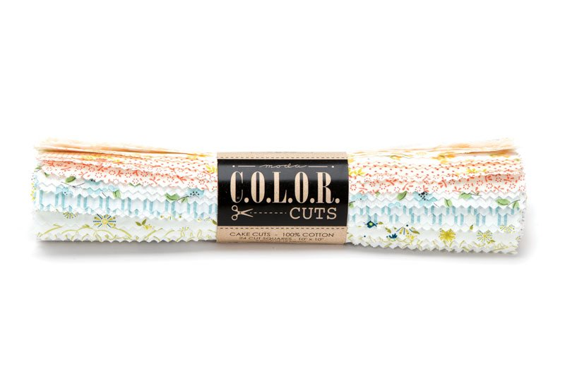 Color Cuts Sugar On Top CCLC3 natural multi colorway