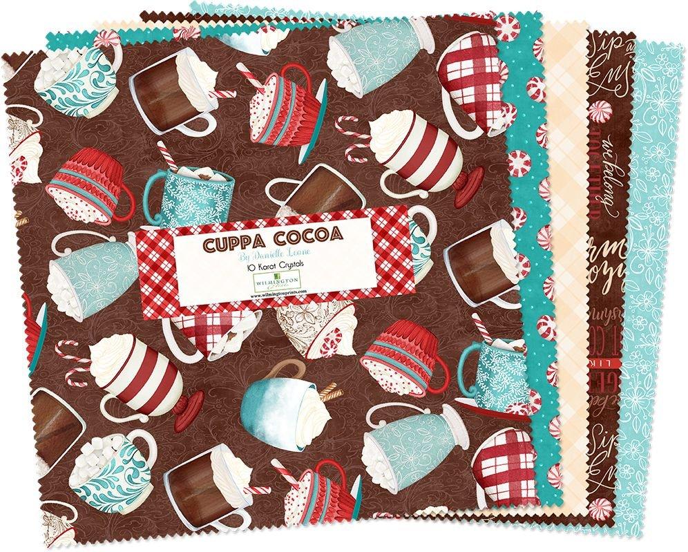 Cuppa Cocoa 10 Squares 518-575-518