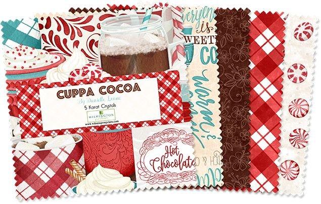 Cuppa Cocoa 5 Squares 508-575-508