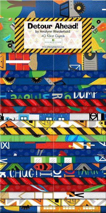 Detour Ahead! 2.5 Strips Q840-535-840