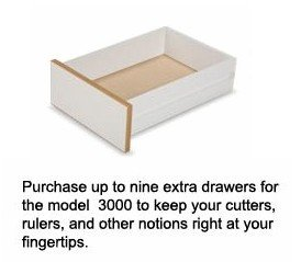 Drawer for 3000