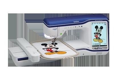 Brother Dream Machine 2 Combo Sewing & Embroidery Machine