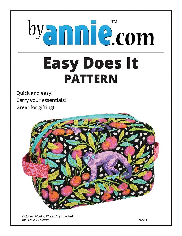 Easy Does It Pouch Pattern