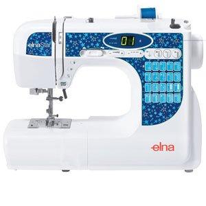 Elna Star 20 Stitch Electronic Sewing Machine