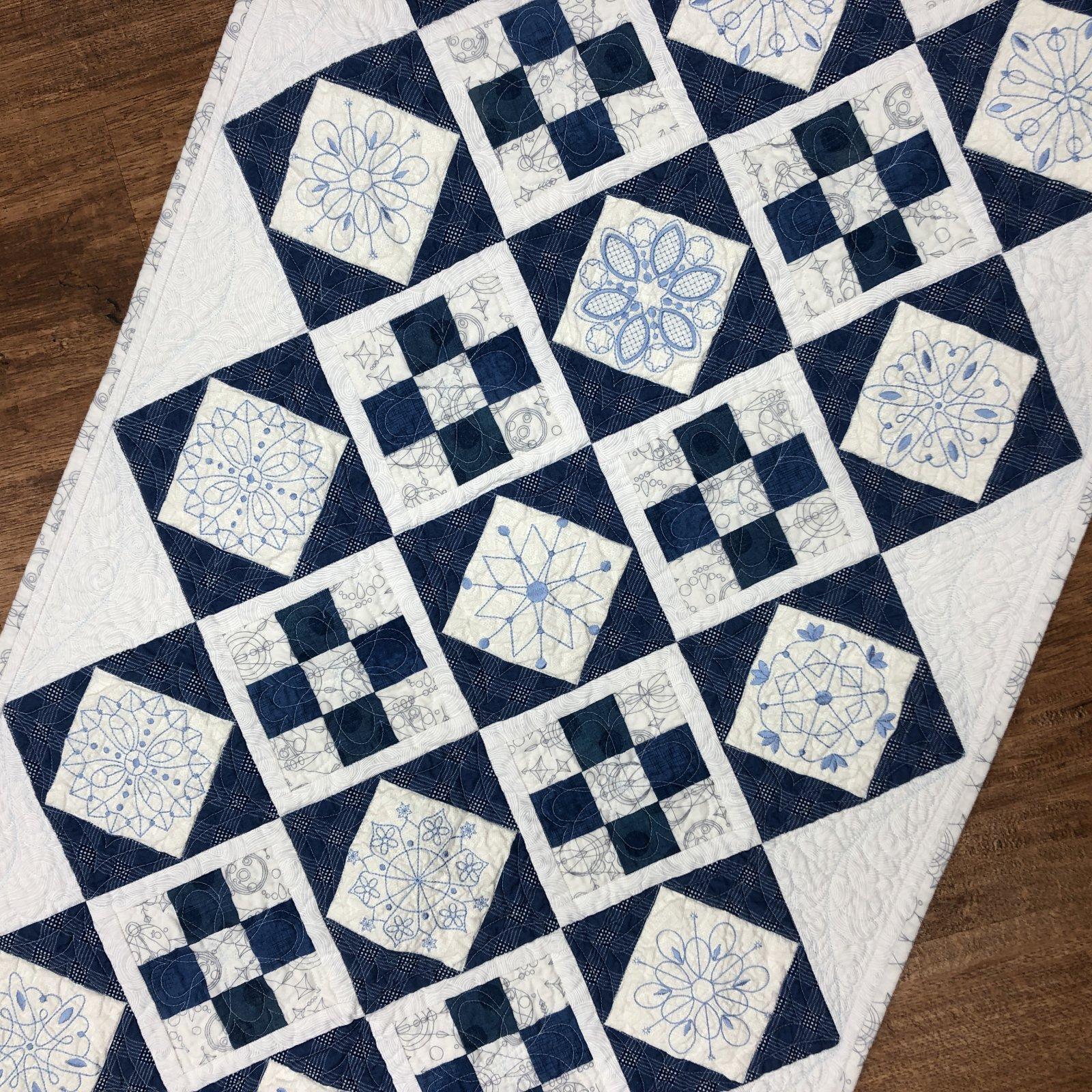 Find the Focus Quilt Pattern