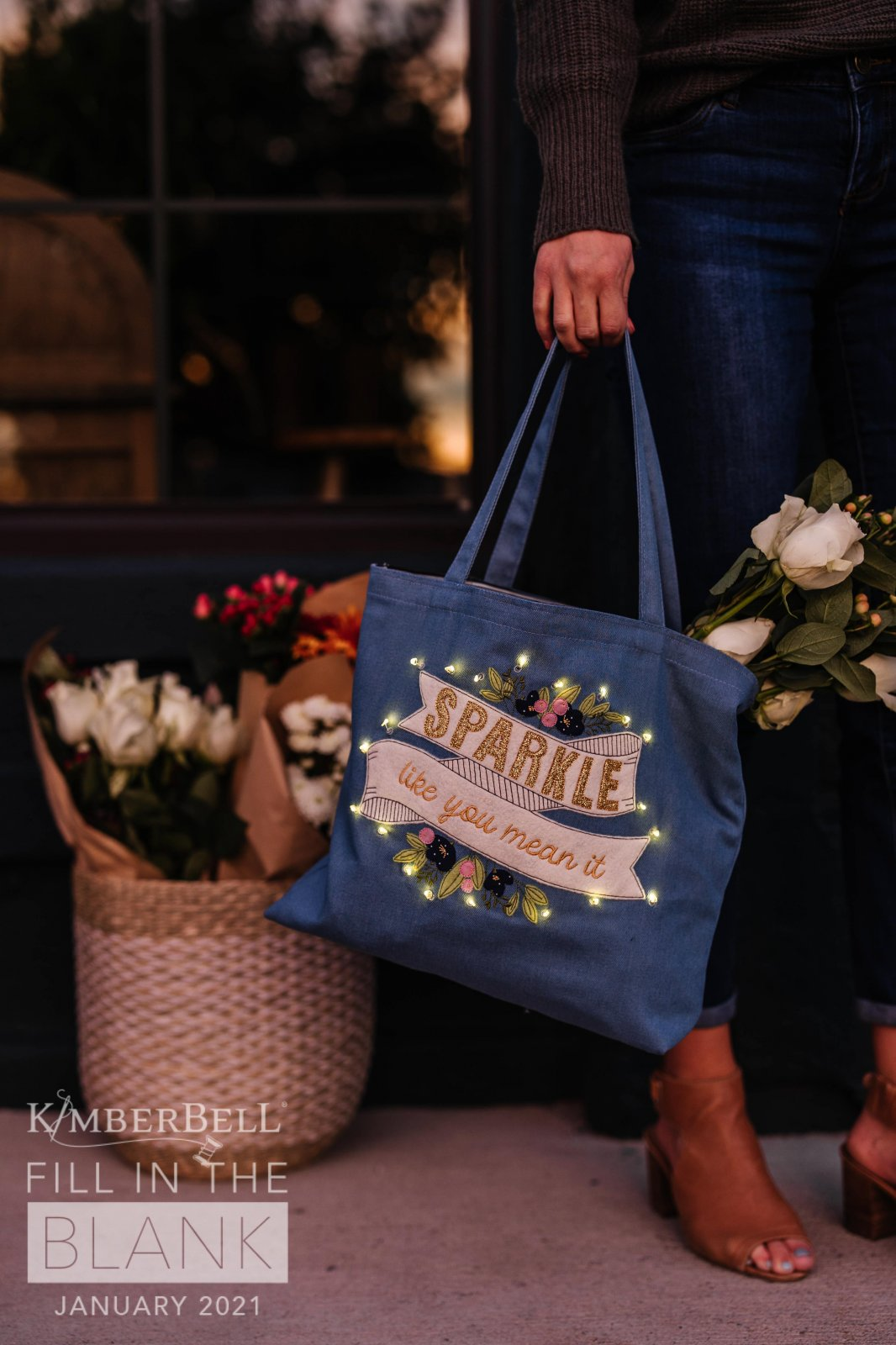 Sparkle Like You Mean It Tote Kit