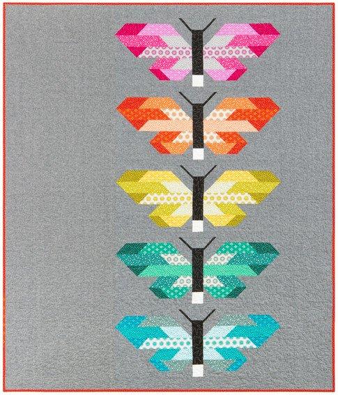 Frances Firefly Quilt Kit