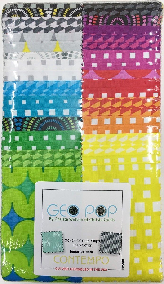 Geo Pop 2.5 Strippies STGEOPK