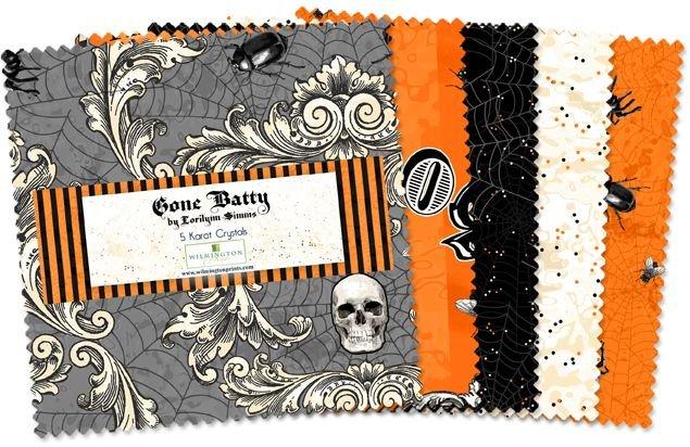 Gone Batty 5 Squares 508-565-508