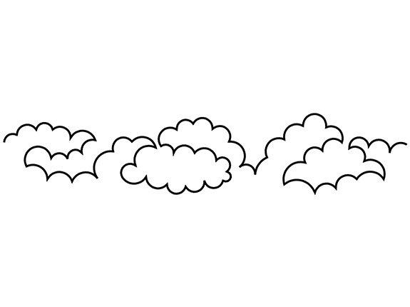 Groovy Board Clouds 6