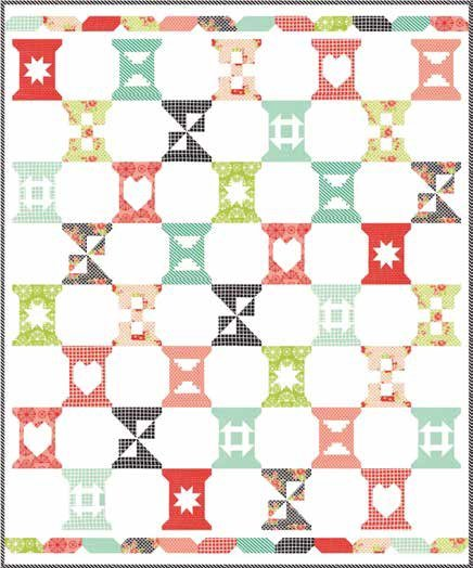 Handmade Quilt Kit