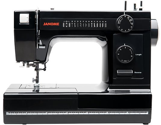 Janome HD1000 BLACK Sewing Machine