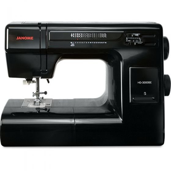 Janome HD3000 BLACK Sewing Machine