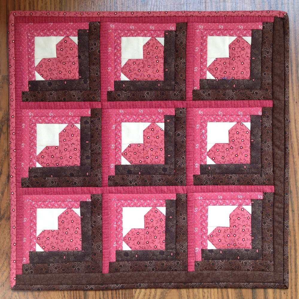 Hearts Quilt Pattern - RRQ Original