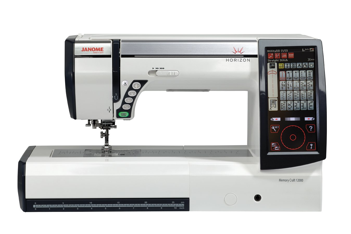 Janome Horizon Memory Craft 12000 (MC12000)